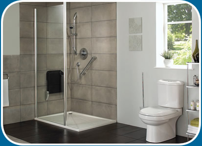 Disabled Showers Wet Rooms Mobility Bathrooms Fittings Shower